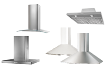 Design cooker hoods - family